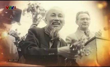Documentary film: Ho Chi Minh in the heart of international friends (Episode 2)