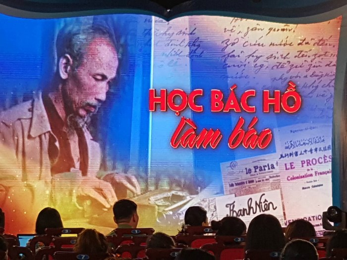 President Ho Chi Minh started his revolutionary career by working for newspapers during his journey to find a way to save the country. The Vietnamese revolutionary press was started by leader Nguyen Ai Quoc and the Vietnamese Revolutionary Youth League published the first edition of Thanh Nien Newspaper on June 21st, 1925.