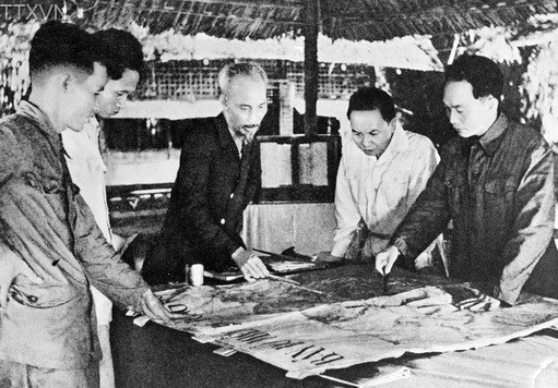 At the end of 1953, in Viet Bac, President Ho Chi Minh and leaders of the Party decided to open Dien Bien Phu campaign.