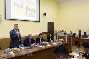 International conference on Ho Chi Minh's cause and thought held in Russia