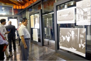 Photos of President Ho Chi Minh exhibited in Bangladesh