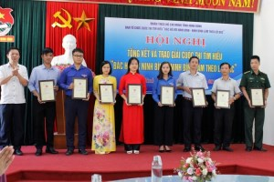 Outstanding followers of Uncle Ho's teachings honored in Ninh Binh