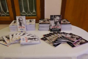 """Ho Chi Minh's Biography"" in Bengali made public"