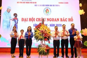 Congress honours Uncle Ho's Hanoian good children