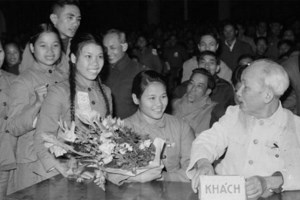 President Ho Chi Minh's career, ideology and morality further highlighted