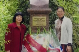 American and French friends show special love for President Ho Chi Minh