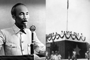 Uncle Ho's precious documents on National Day