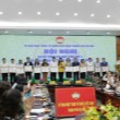 Hanoi's Vietnam Fatherland Front Committee reviews implementation of Politburo's Directive 05